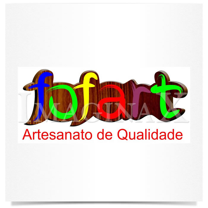 Logo Fofart - agência de marketing