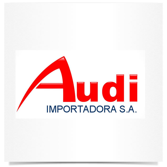 Logo Importadora Audi - agência de marketing